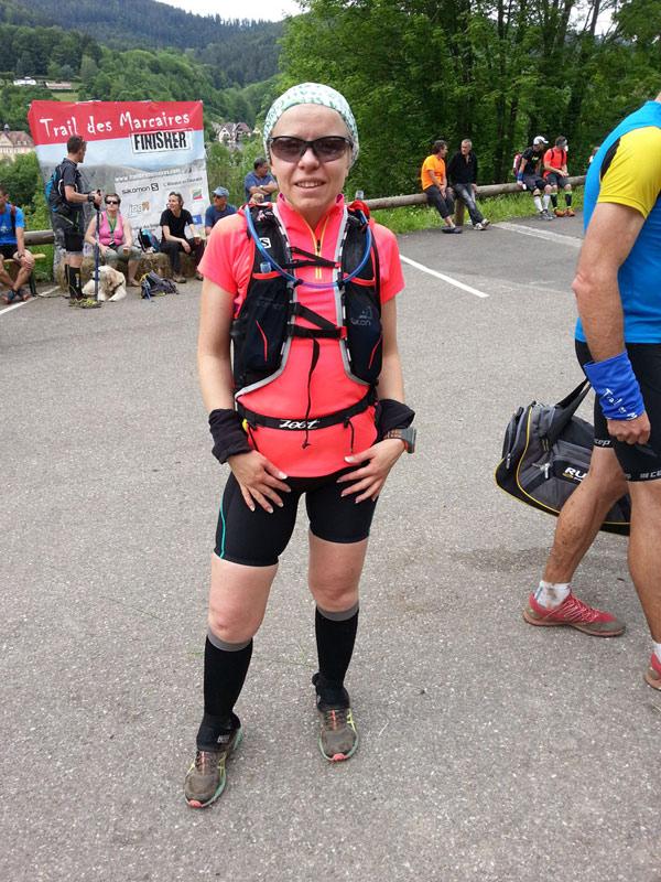 Trail des Marcaires – harte 52 km in den Vogesen