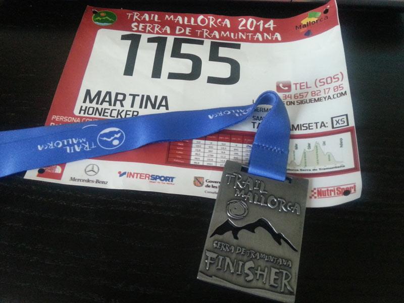 Trail Ergebnisse