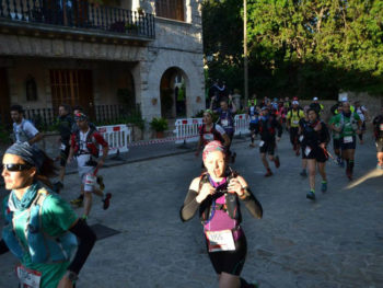 Trail Mallorca: Start in Valldemossa
