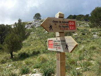 Wanderwege in der südlichen Tramuntana