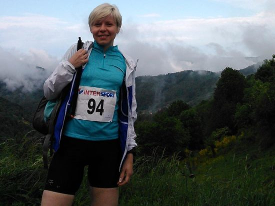 Start beim Maratrail 2013