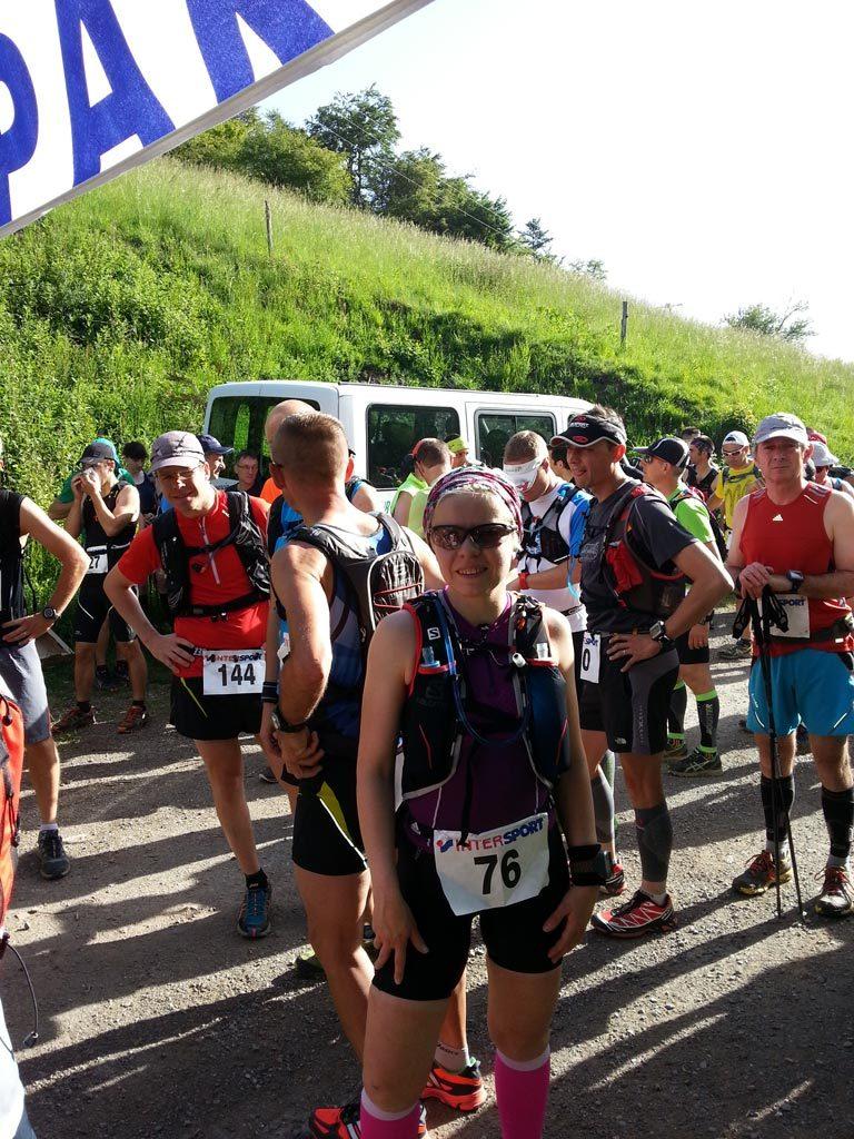 Mara-Trail du Ballon d'Alsace – von schweren Anfängen und zu begleichenden Rechnungen