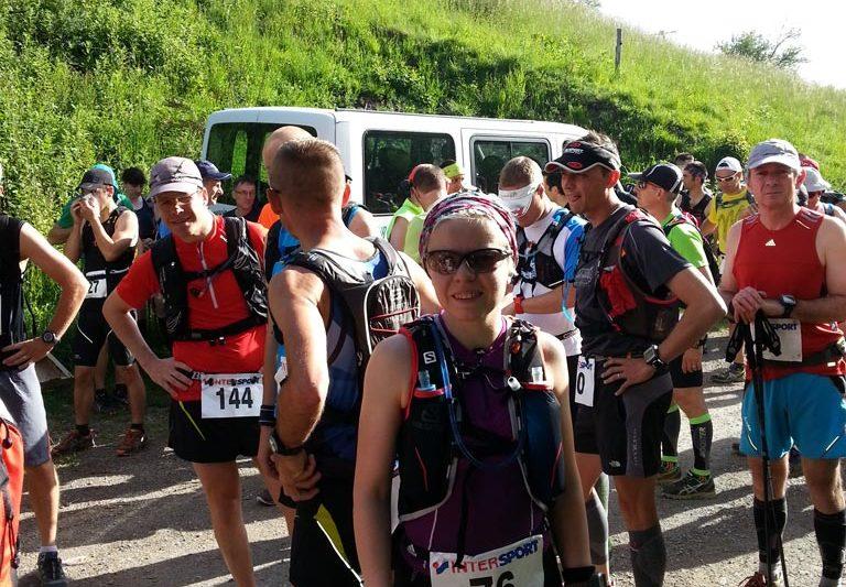 Start beim Maratrail 2014