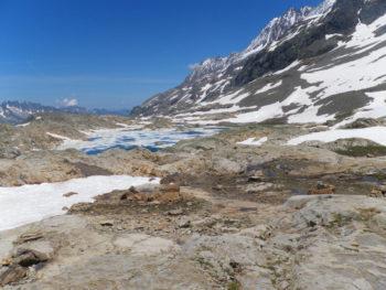 Alpe d'Huez Col du Lac Blanc