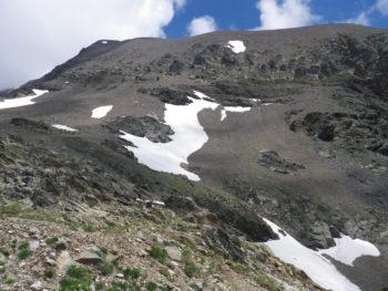 Alpe d'Huez Col Blanc