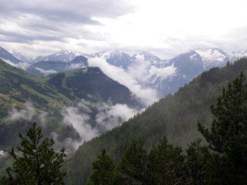 Alpe d'Huez Col de Maronn