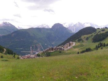 Alpe d'Huez Col de Maronne