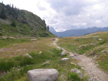 Alpe d'Huez Col de Maronne Jardin Alpin