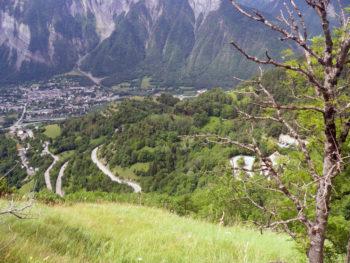 Montée L'Alpe d'Huez