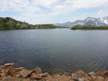 Alpe d'Huez: Lac Besson