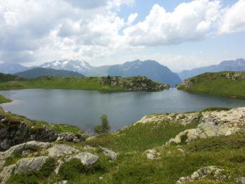 Alpe d'Huez: Lac Noir