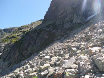 Alpe d'Huez: Aufstieg zur Refuge de la Fare