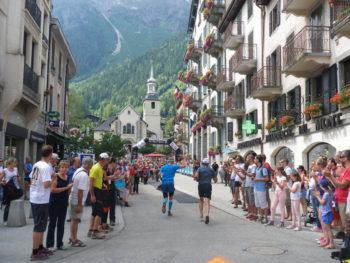 Stimmung bei den 80 km du Mont-Blanc
