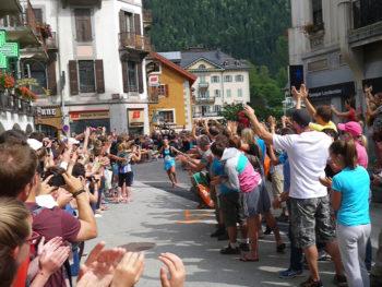 80 km du Mont Blanc: Emelie Forsberg