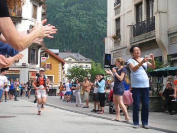 80 km du Mont Blanc: Magdalena Laczak