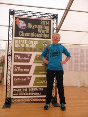 Mont Blanc Marathon Skyrunning World Championships