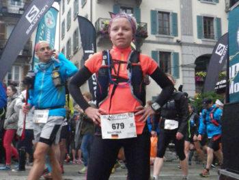 Mont Blanc Marathon Start