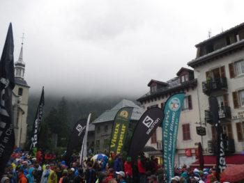 Mont Blanc Marathon Startaufstellung