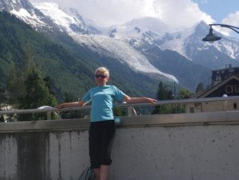 Mont Blanc Marathon: Hoffen auf besseres Wetter