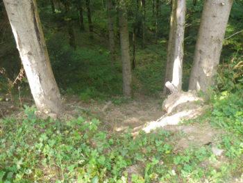 Belfortrail Kletterwand