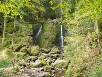 Belfortrail Cascade de la Goutte des Saules
