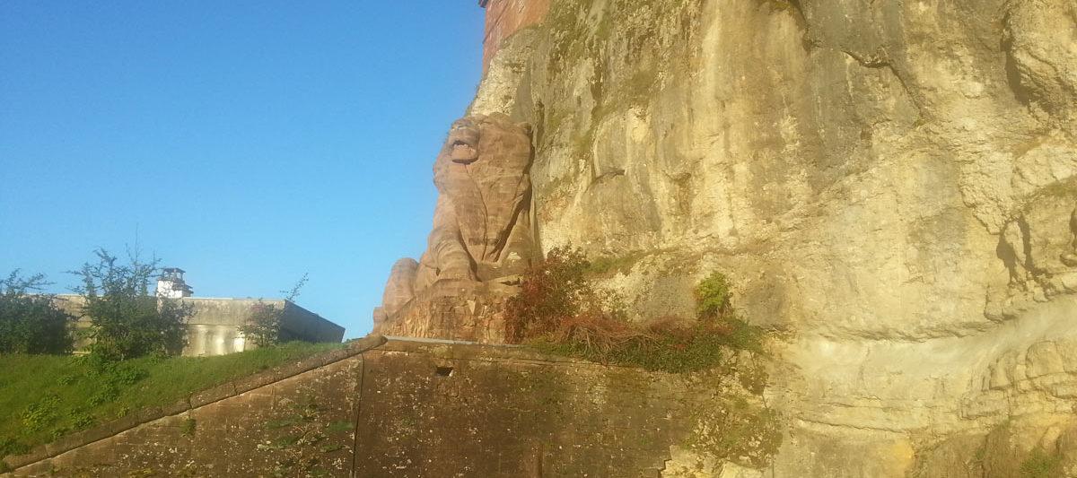 Belfortrail Löwe von Belfort