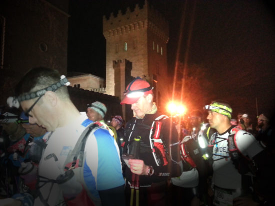 Start Ultra Mallorca in Andratx