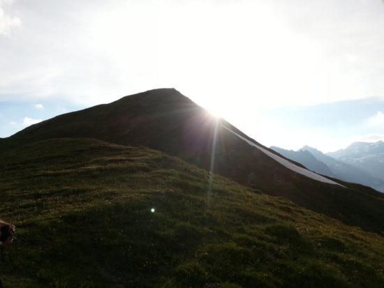 80 km du Mont Blanc - Col de Balme - Tête de l'Arolette
