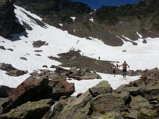 80 km du Mont-Blanc - Col de la Terrasse