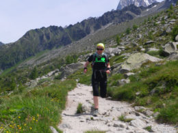 80 km du Mont-Blanc Montenvers - Mer de Glace