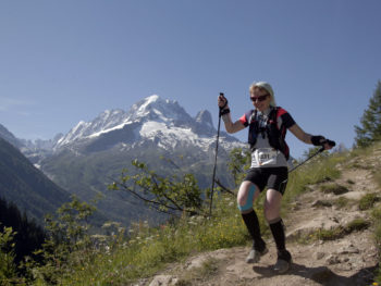80 km du Mont Blanc Tête au Vent