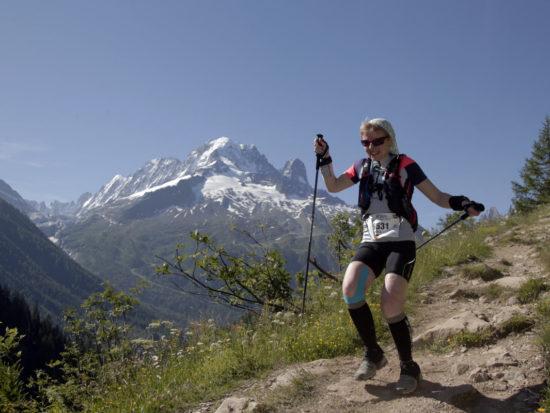 80 km du Mont-Blanc – hart bis an die Grenze