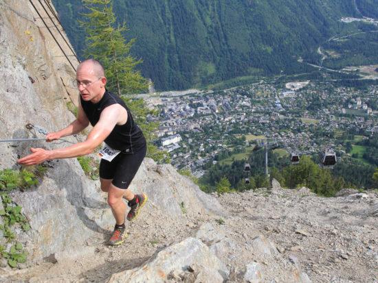 Marathon du Mont Blanc – Le kilomètre vertical Oder: Da könnte ich doch glatt die Wand hochgehen!