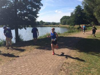 Halbmarathon Noswendel 2015