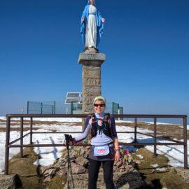 Trail du Petit Ballon 2016 Gipfel