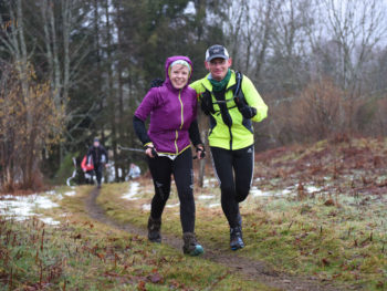 Trail Hivernal de la Moselotte  – extremer Wintertrail in den Vogesen