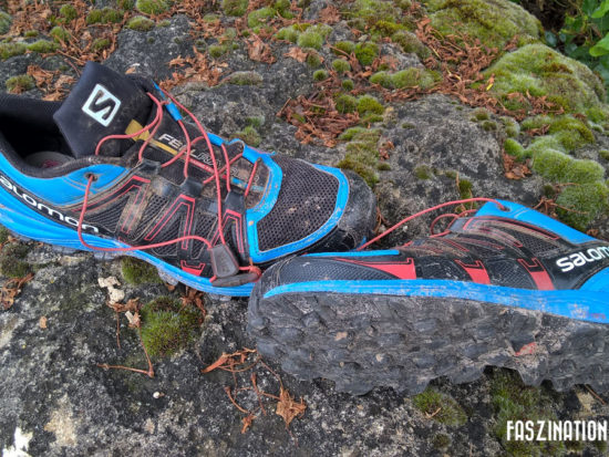Salomon Fellraiser im Test