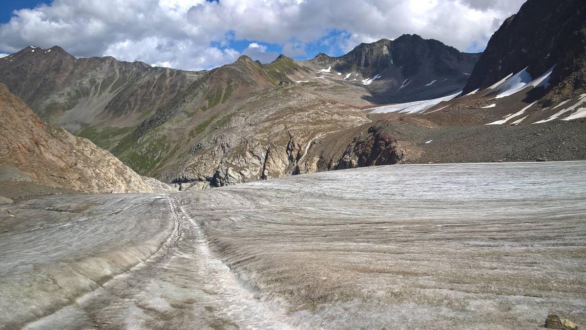 Pitz Alpine 2016 - Pitztaler Gletscher