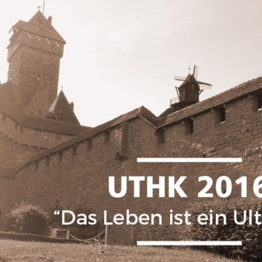 Ultra Trail Haut Koenigsbourg 2016 – Wettlauf mit der Zeit oder: Das Leben ist ein Ultratrail