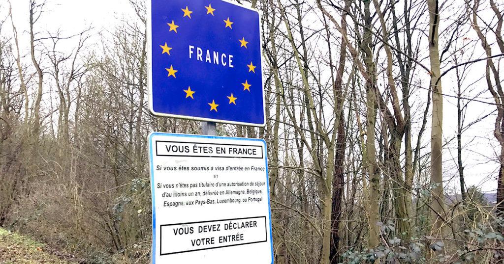 Laufen in Frankreich oder ohne Certificat médical ist alles nix
