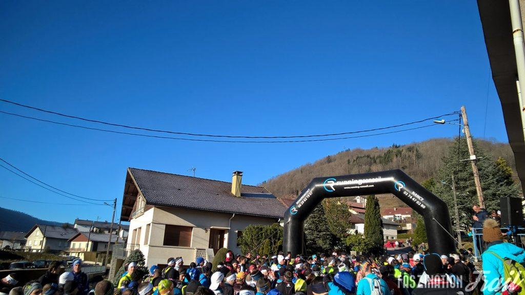 Trail de la Moselotte 2017 Start