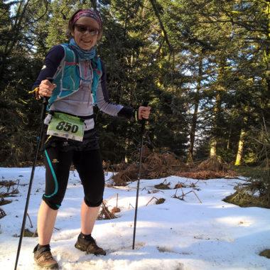 Trail Hivernal de la Moselotte 2017 – 28 km pures Vergnügen in den Vogesen