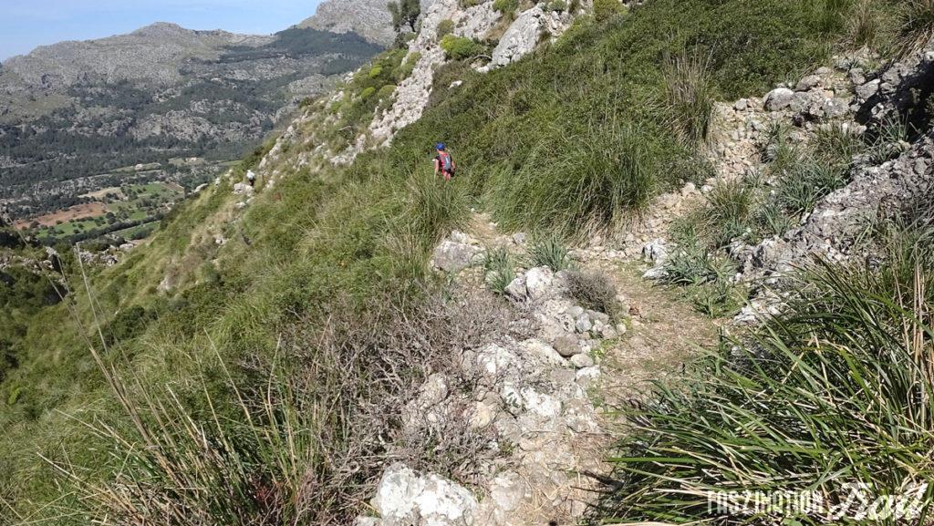 Cursa Tomir - ausgesetzter Downhill