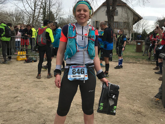 Finisher Trail du Petit Ballon 2017