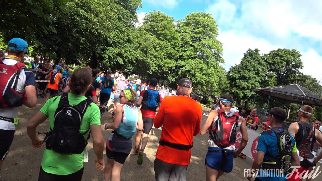 Trail du Taennchel Start