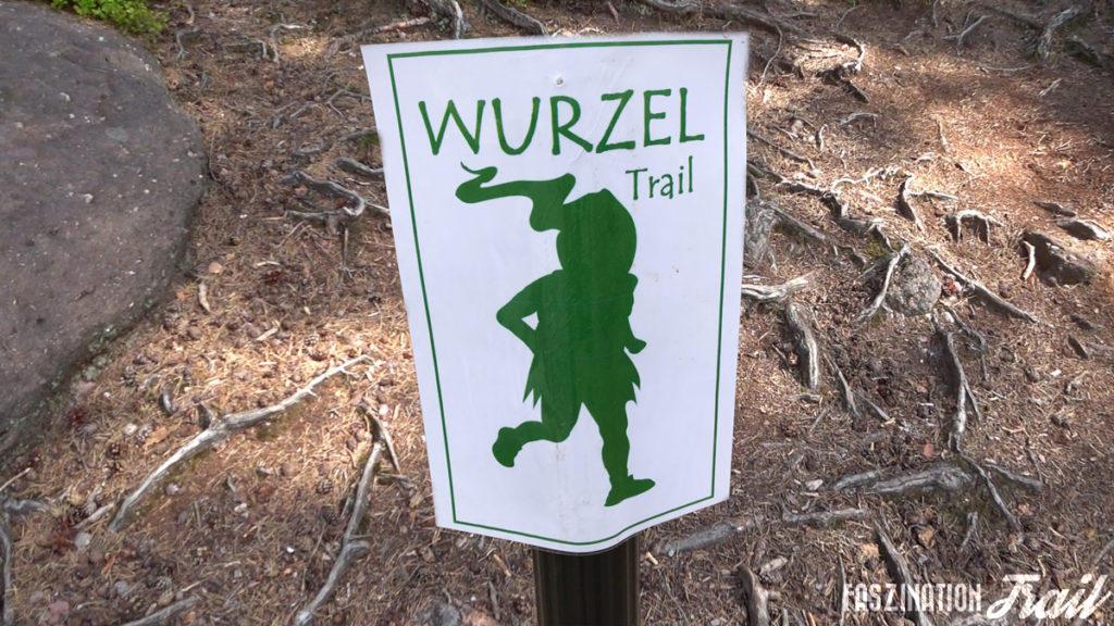 Trail du Wurzel – der Name ist Programm