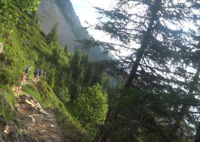 80 km du Mont-Blanc