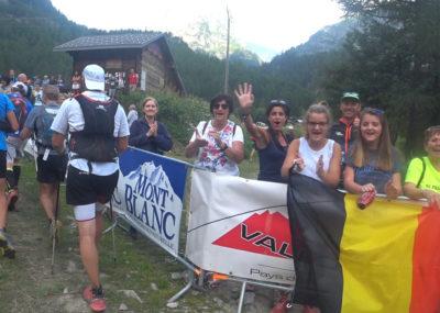 80 km du Mont-Blanc Le Buet