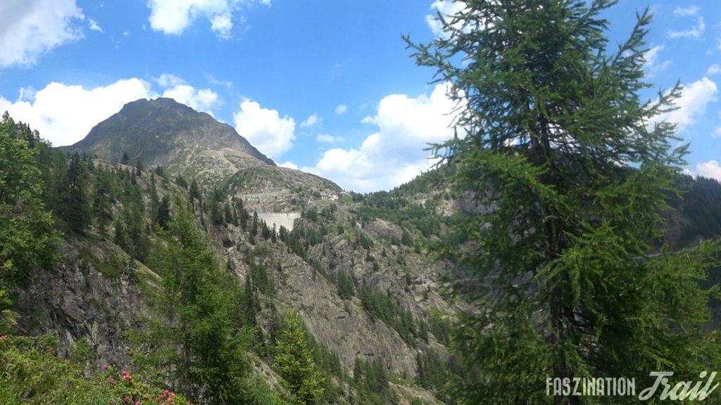80 km du Mont-Blanc Col du Passet Emosson