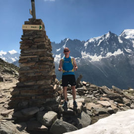 Marathon du Mont Blanc 2017 Vorbereitung Brévent